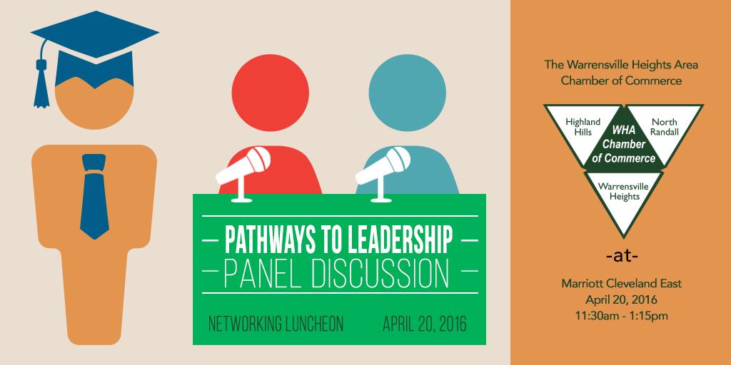 Pathways to Leadership Luncheon