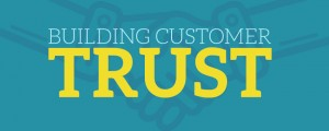 Building Customer Trust by Breaking Chains