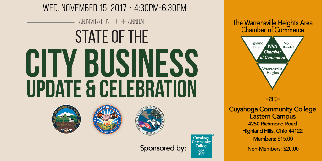2017 WHACC State of the City Business Updates