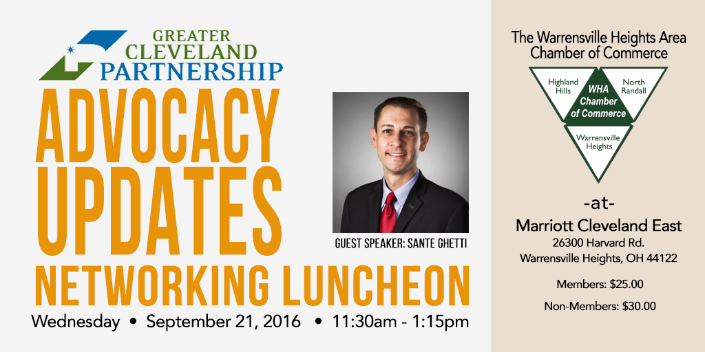 September Networking Luncheon