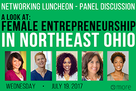 July 2017 Networking Luncheon