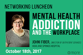 October Networking Luncheon