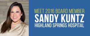 Sandy Kuntz Board Member