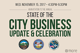 State of City Business 2017