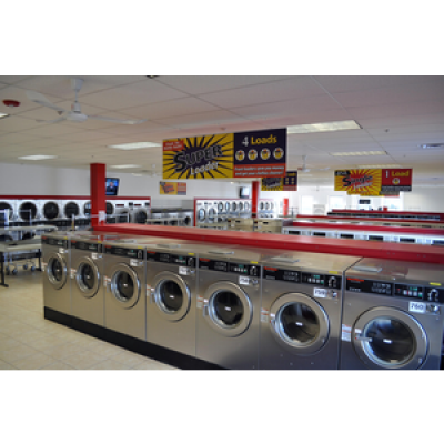 Miles Road Super Wash Coin Laundry