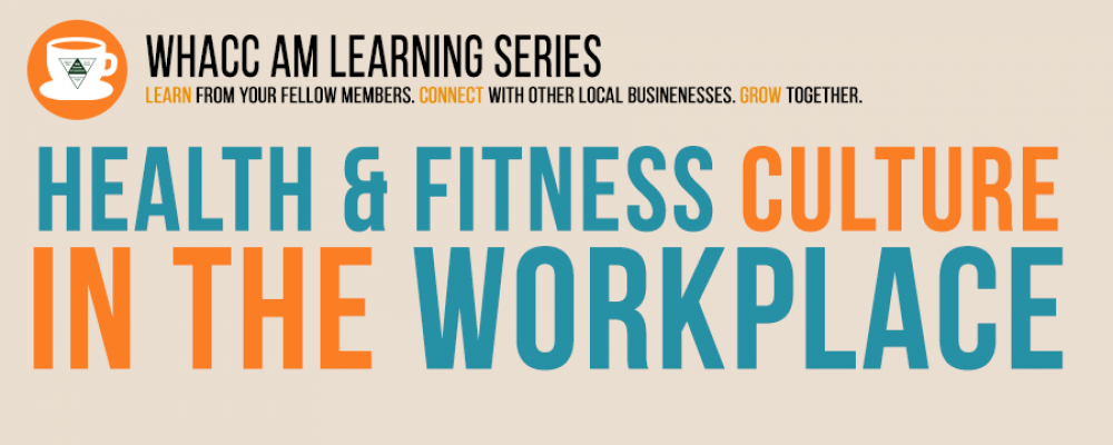 Health & Fitness Culture in the Workplace