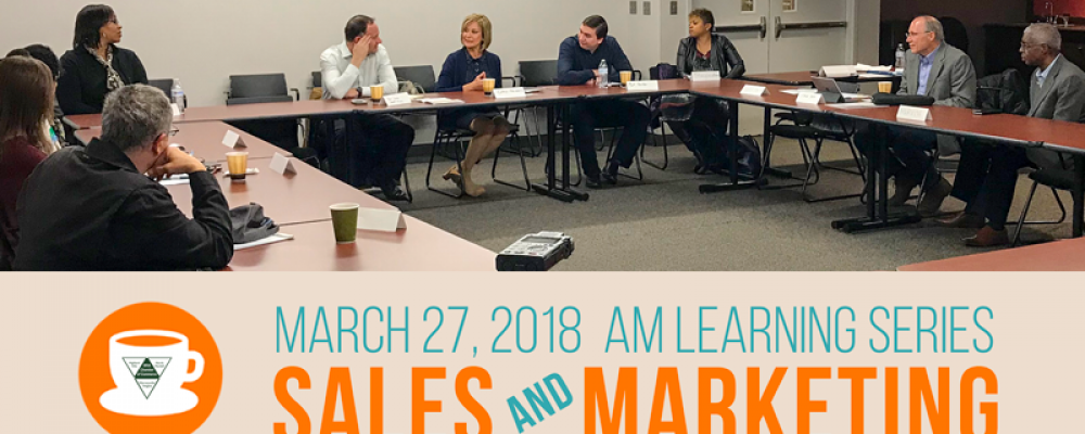 Recapping the first WHACC Round Table Discussion: Sales and Marketing in 2018