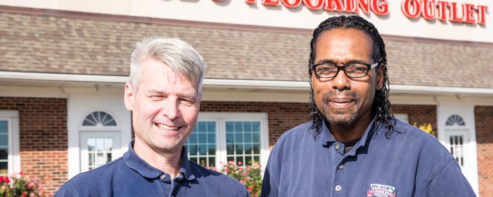 Big Bob's Flooring Outlet Aims To Please