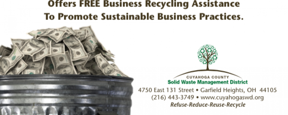 Business Recycling Tip
