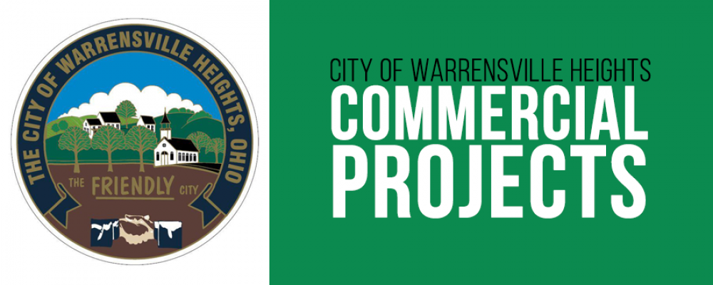 City of Warrensville Heights Commercial Projects