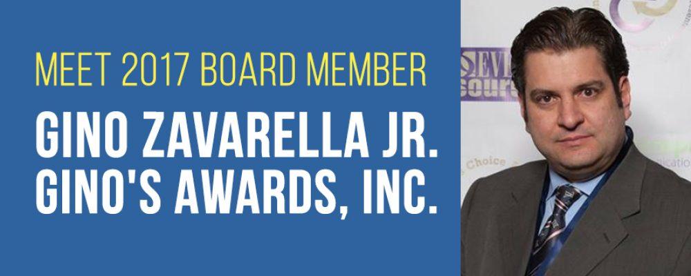 Meet Gino Zavarella, Jr. – 2017 WHACC Board Member