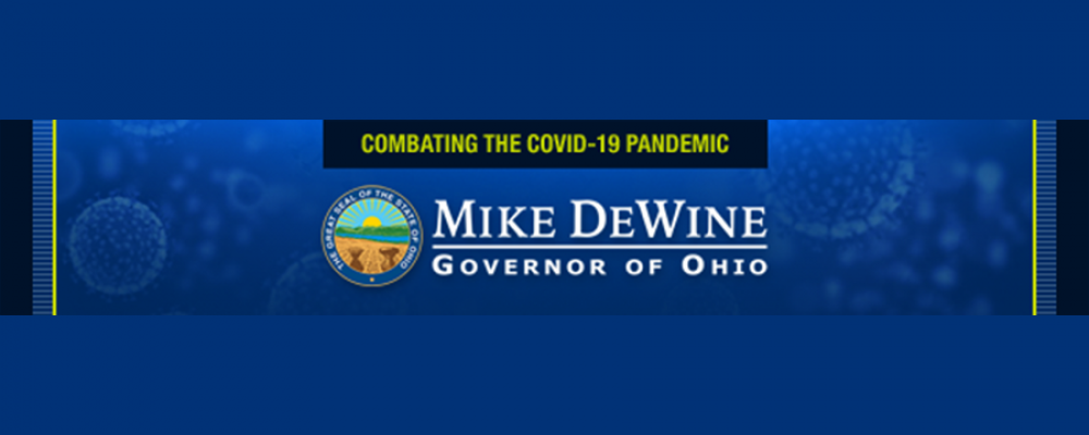 Governor DeWine Discussed State's Plan for Reopening Businesses
