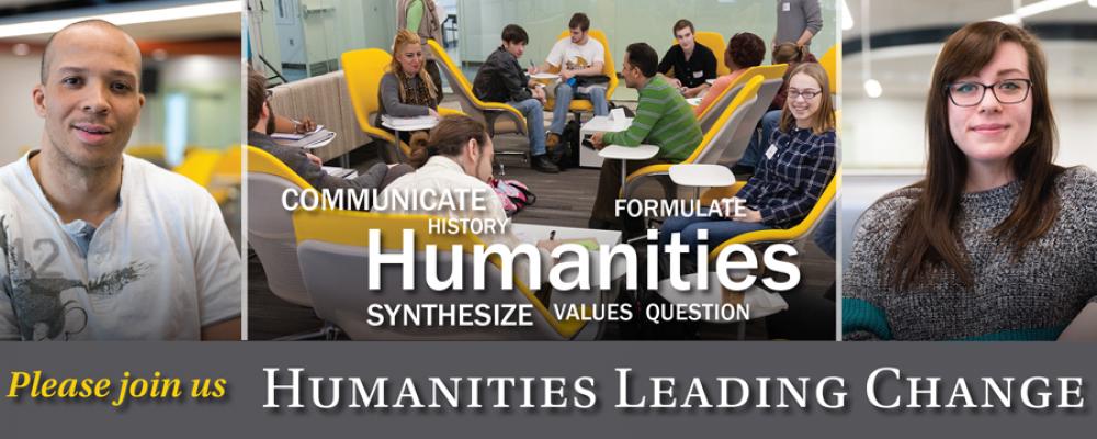Humanities Leading Change – FREE Forum