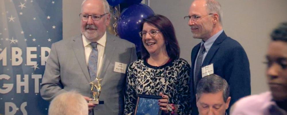 Congratulations to Katherine Klonowski -WHACC's 2018 Chamber Bright Star