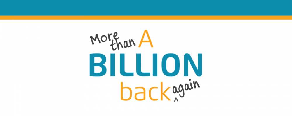 Ohio BWC: More Than A Billion Back…Again!