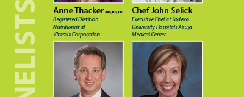Amplify Speakers Series Event of 2015: Lifestyle As Medicine