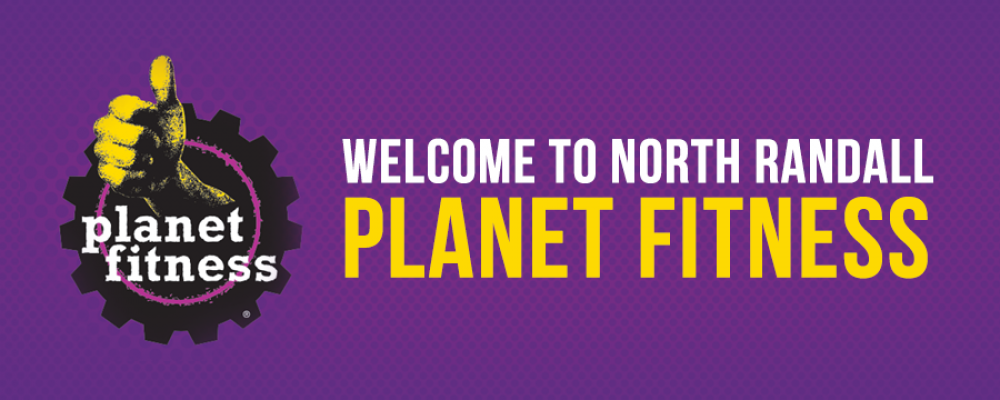 Welcome to North Randall Planet Fitness