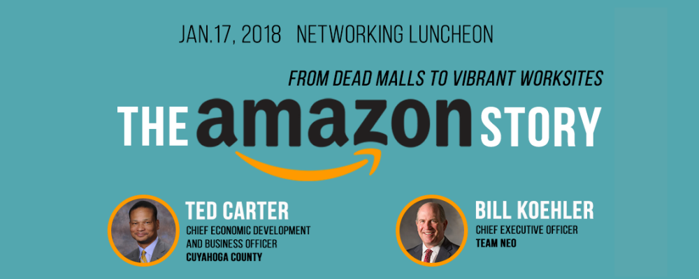 [Press Release] 2018 Kick Off – The Amazing Amazon Story Follow The Journey From Dead Malls To Vibrant Worksites