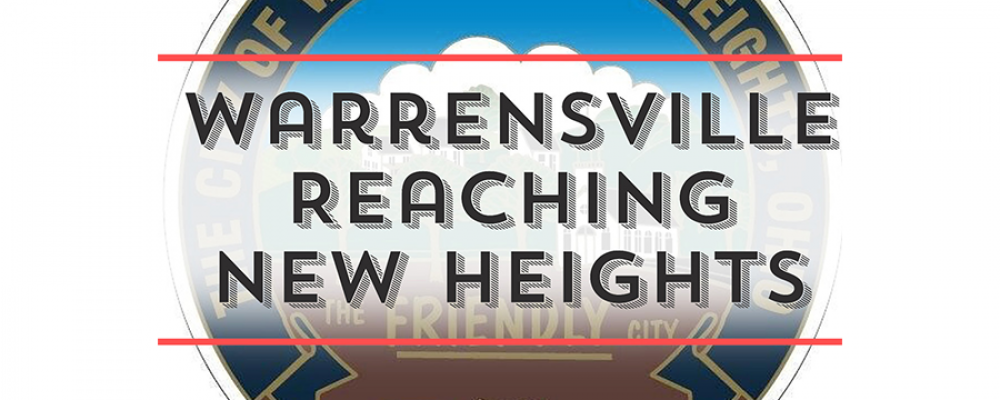 Warrensville Reaching New Heights Podcast – Episode 1 – Mayor Bradley Sellers