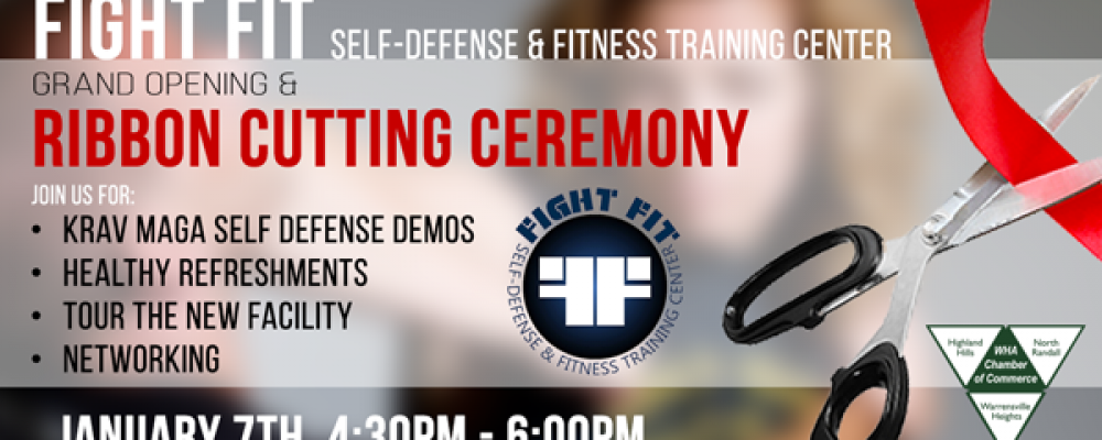 Welcome Fight Fit to the Tri-city area and as a new member of the Chamber!