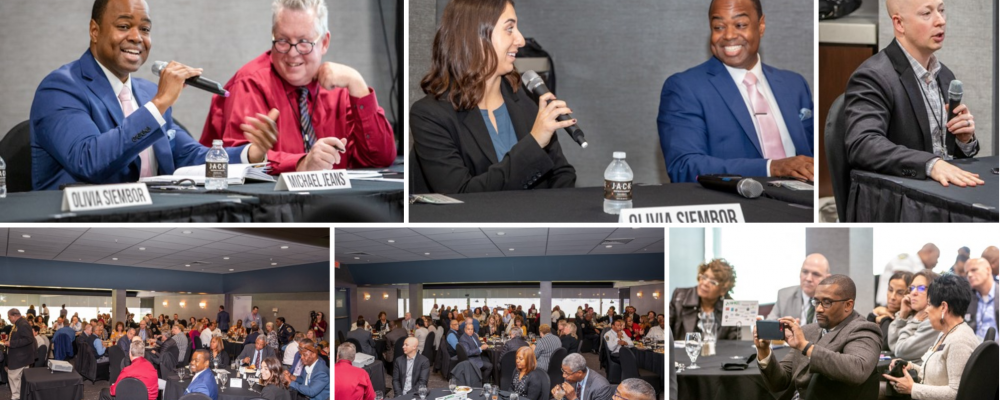 [Photos+Slides] The Evolving Workplace Networking Luncheon