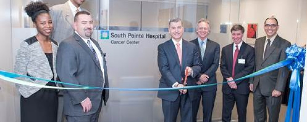South Pointe Cancer Center Gets a New Look