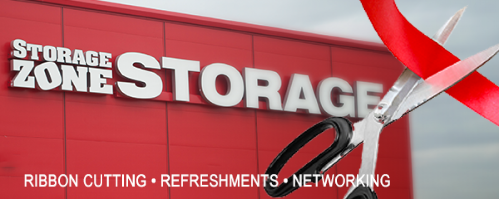Join us in welcoming Storage Zone to Warrensville Heights