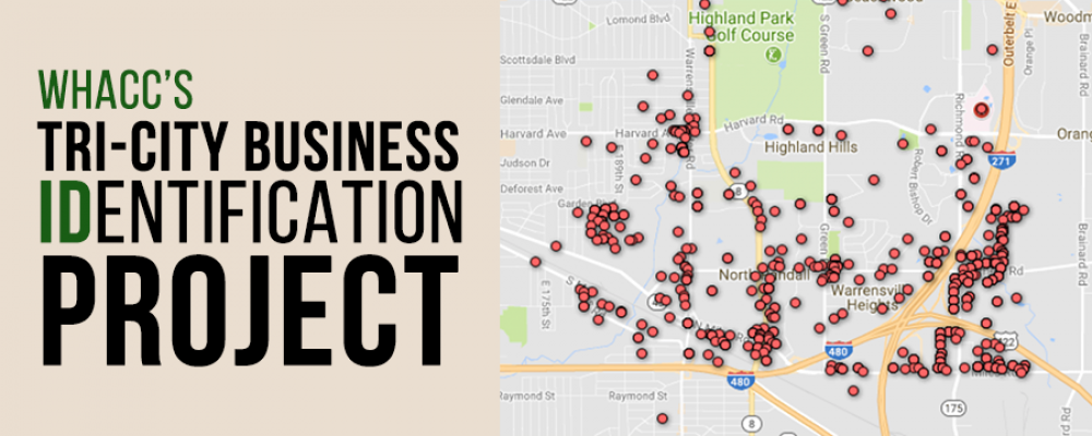WHACC's Tri-City Business Identification Project – UPDATE